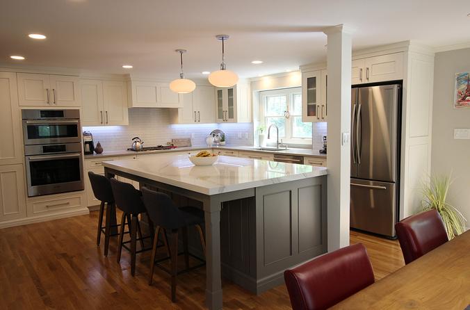 Medfield Kitchen Project